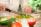 couper des poivrons verts